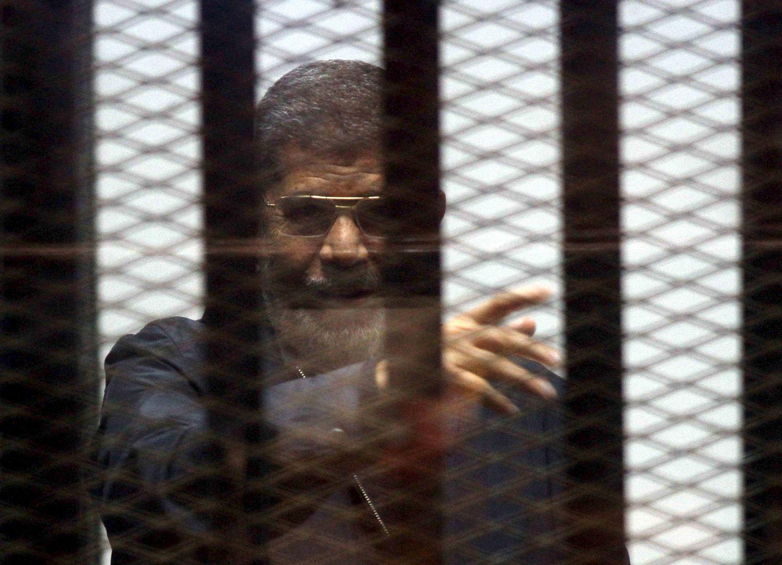 Mursi/ Ägypten