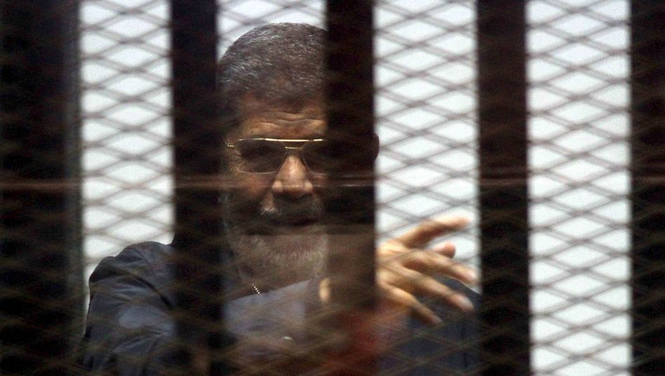 Früherer Präsident und Islamist Morsi