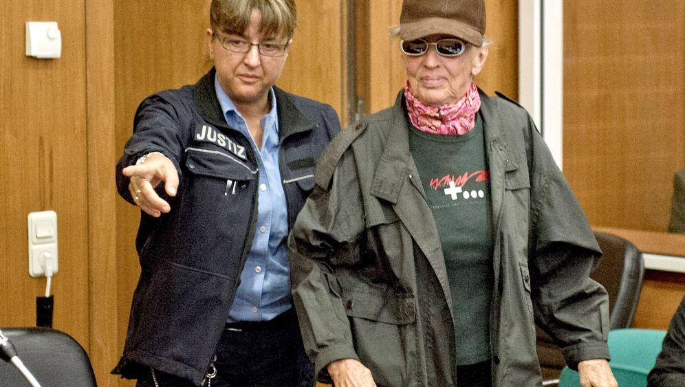 """Prozess gegen Suder und Gauger: """"Revolutionäre Zellen"""" vor Gericht"""