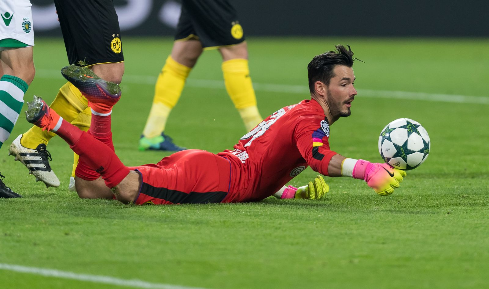 Borussia Dortmund - Sporting Lissabon