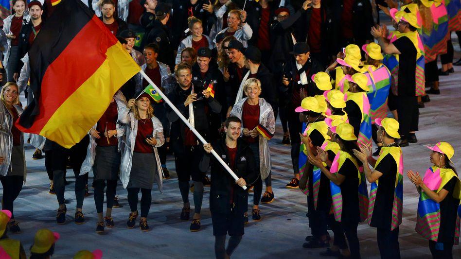 Olympia-Eröffnungsfeier