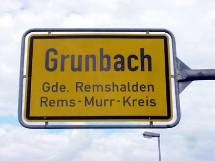 """Grunbach im Stuttgarter Speckgürtel: """"Eigentlich geht es den Leuten hier ganz gut"""""""