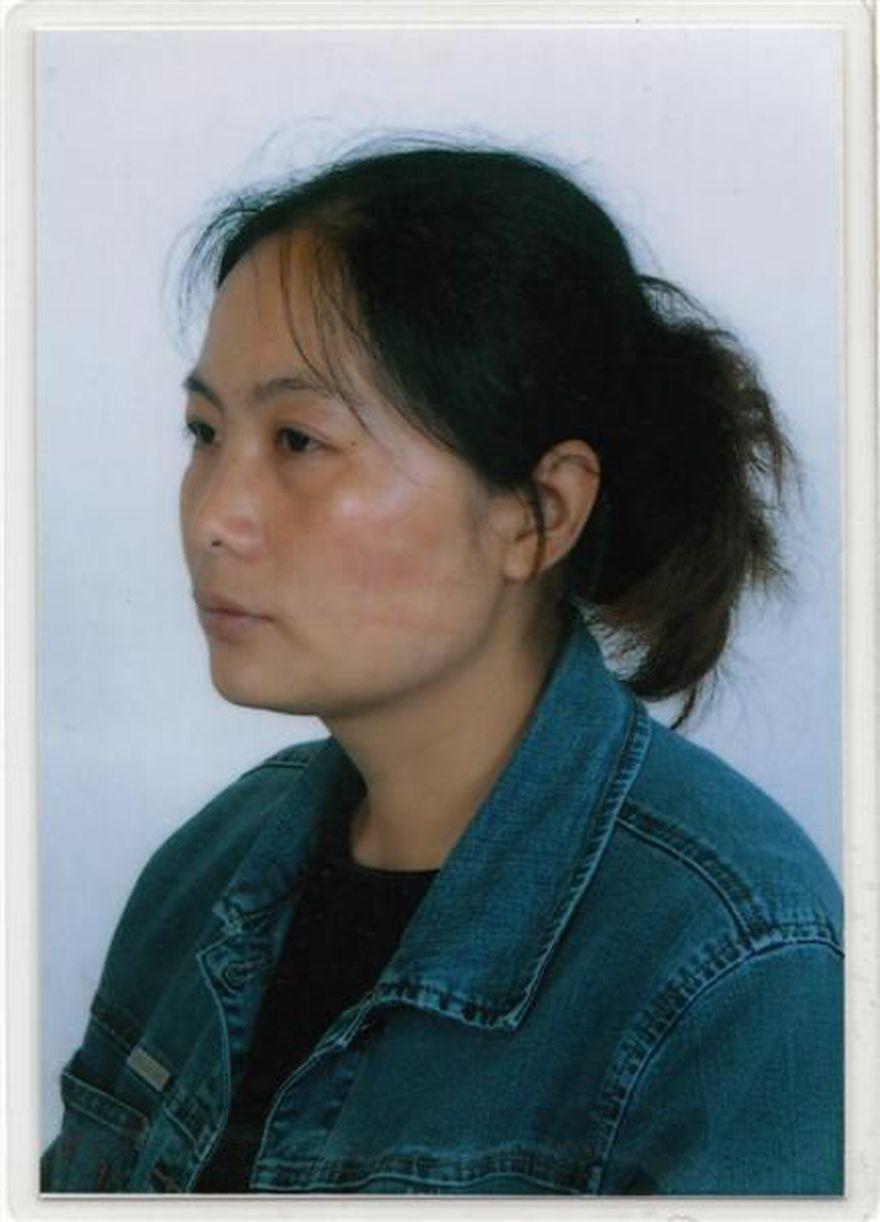 EINMALIGE VERWENDUNG China/ Todesstrafe/ Li Yan
