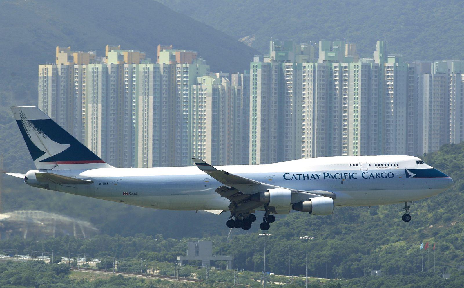 Hongkong Flughafen
