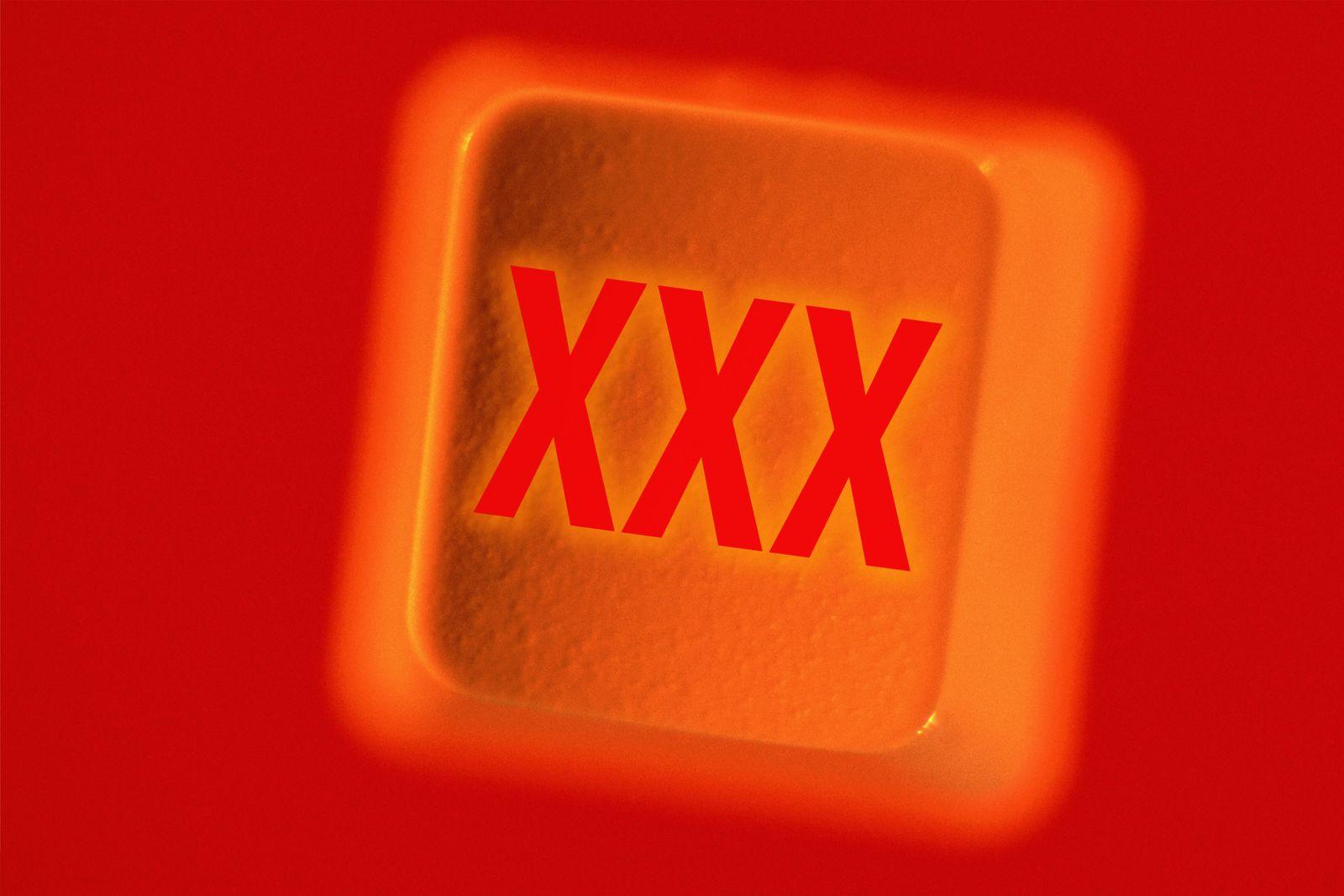 NICHT MEHR VERWENDEN! - Symbolbild Porno im Internet / XXX