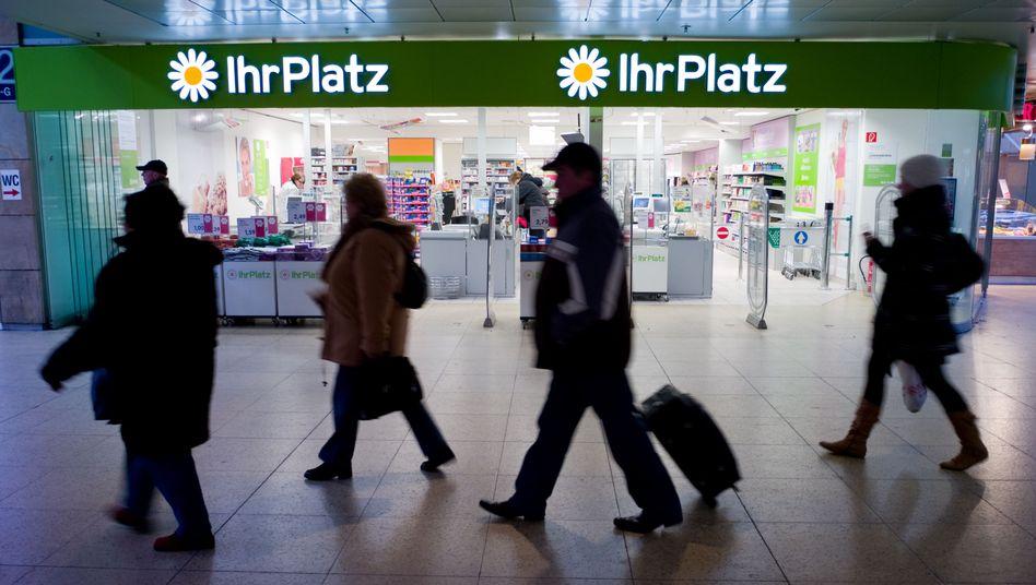 IhrPlatz-Markt in Hannover: Die Schlecker-Tochter soll restrukturiert werden
