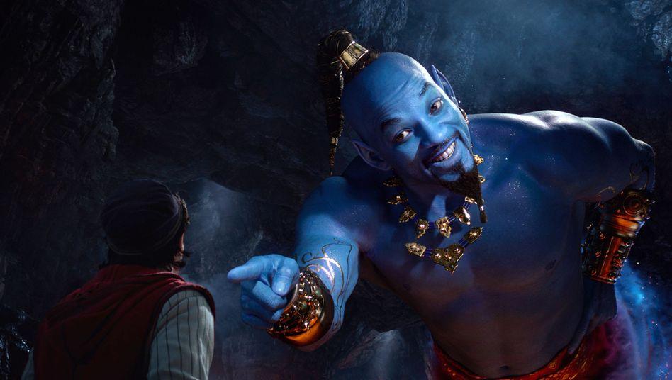 """Disney-Remake """"Aladdin"""": Dschinn-derassabumm!"""