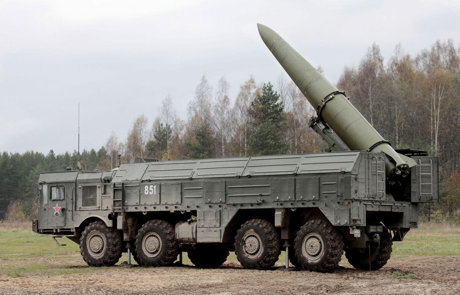 Russische Streitkräfte/ Modernisierung/