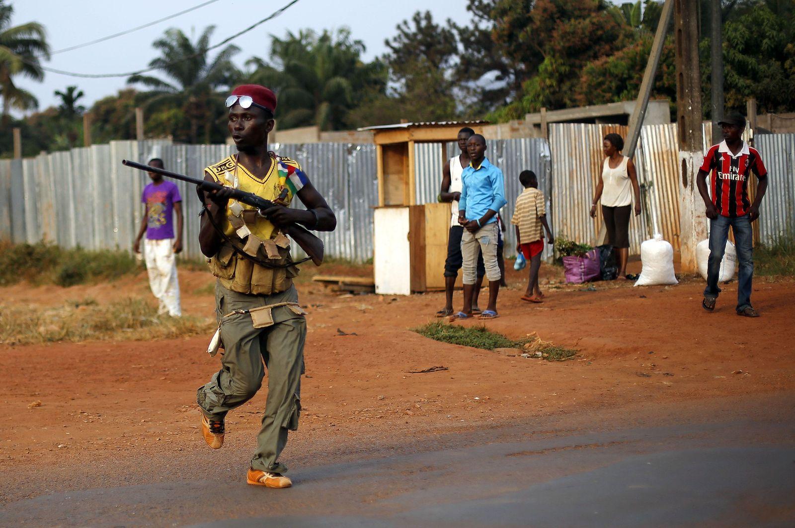 Zentralafrikanische Republik/Bangui