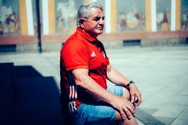 Judoka Radwan Zouki: »Ordnung ist mir wichtig, ich mag klare Regeln«