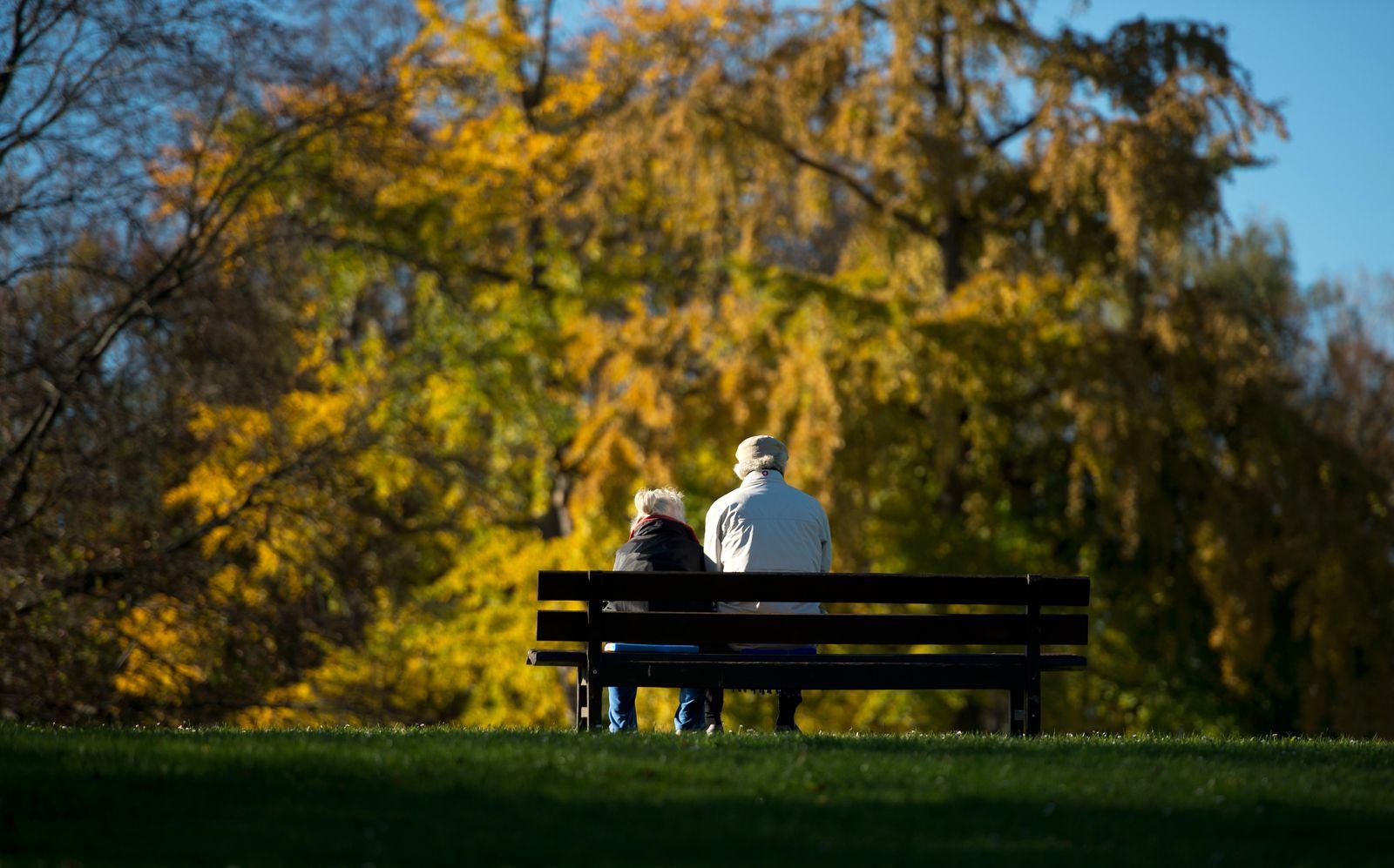 Rentner / Rente / Lebensversicherung