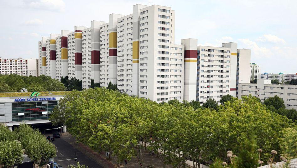 Wohnungen in Berlin (Märkisches Viertel, Reinickendorf): Die Mieten werden eingefroren