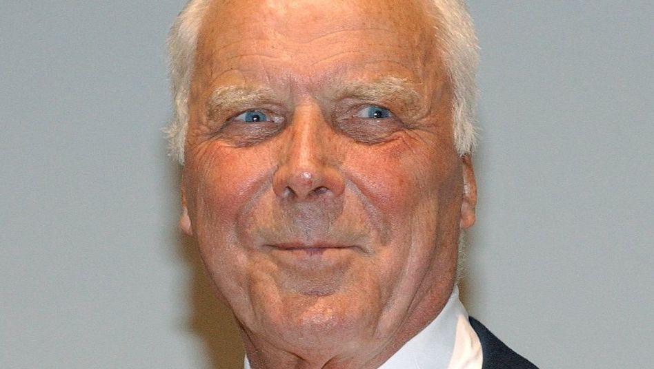 Claus Jacobi im Jahr 2005: Trauer um früheren SPIEGEL-Chefredakteur