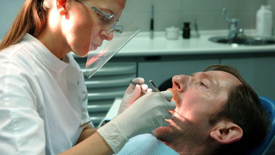 Polnische Zahnarztpraxis