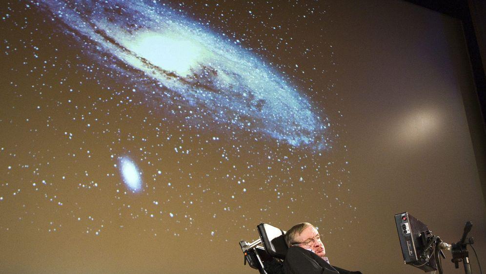 Stephen Hawking: Physik-Star und Nerd-Liebling
