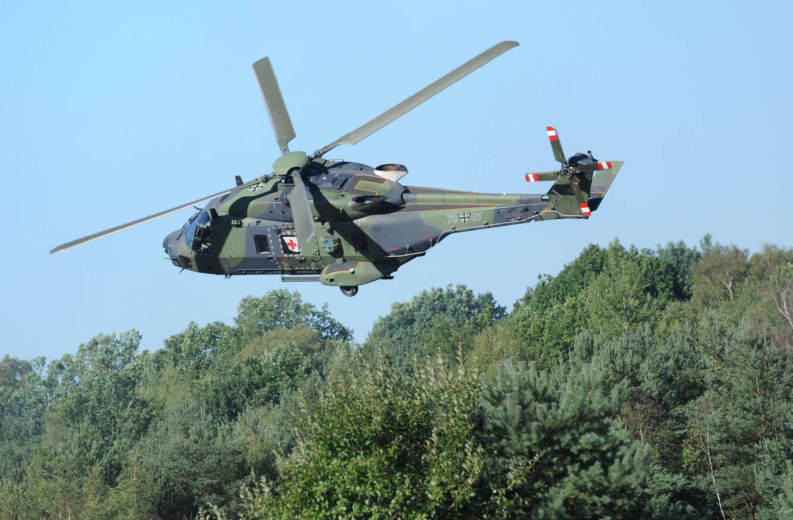 Hubschrauber NH90