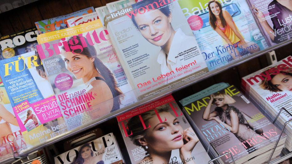 """Brigitte""-Cover am Kiosk: Elf Redakteure müssen gehen"