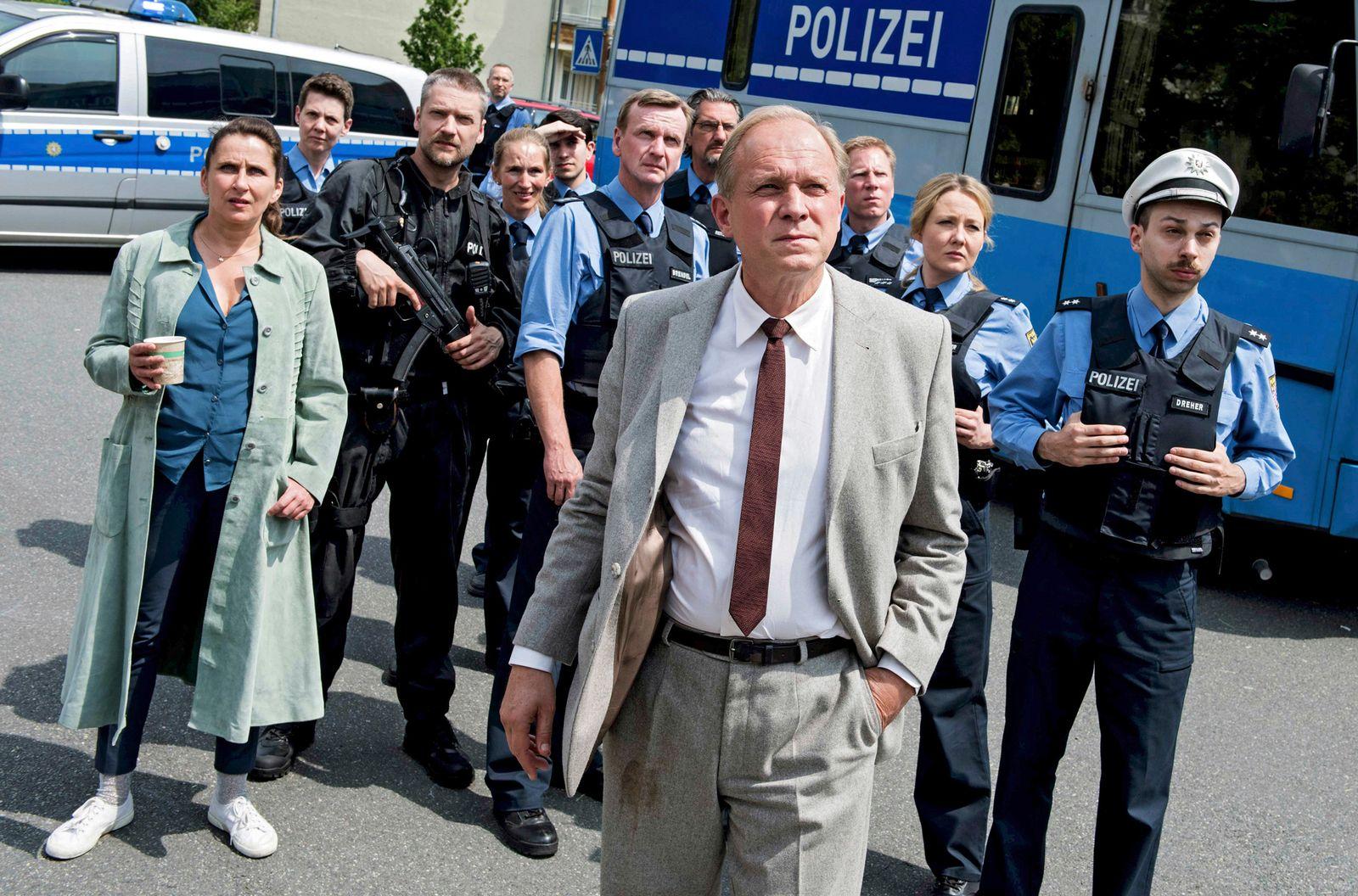 EINMALIGE VERWENDUNG TV/ Tatort: Murot und das Murmeltier