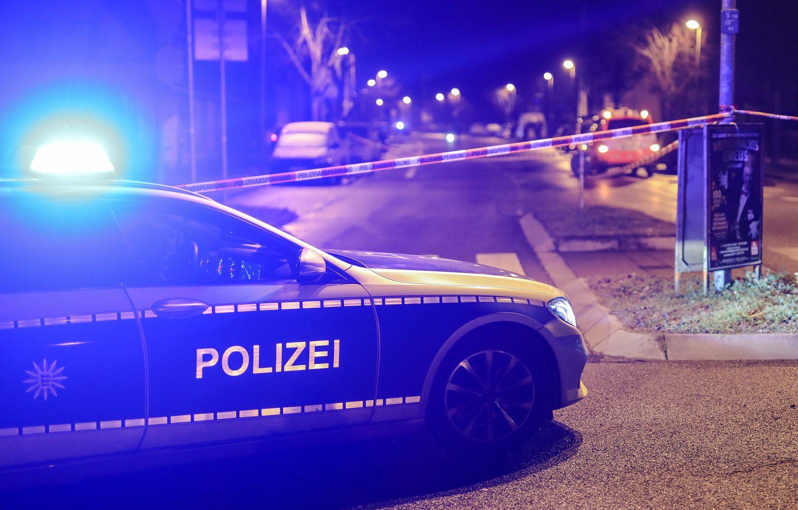 Polizei erschießt Verdächtigen