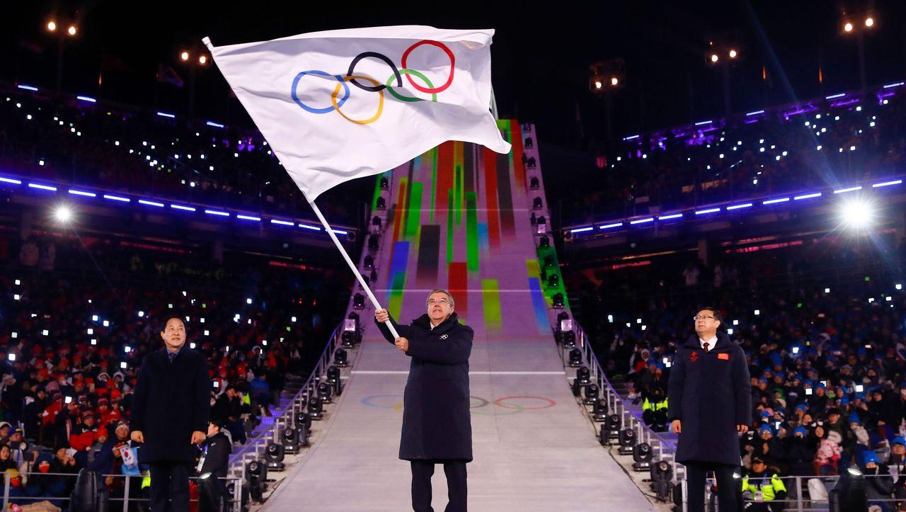 Wiederwahl von IOC-Präsident Thomas Bach: Allmächtiger! - DER SPIEGEL