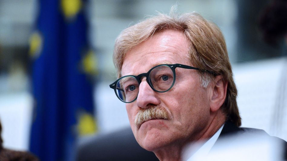 Luxemburger Zentralbankchef Mersch: EU-Parlament fordert Frau im EZB-Rat