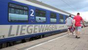 Neue Nachtzugverbindungen in Europa geplant