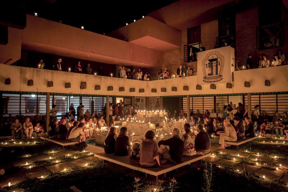 Auroville: Schöne neue Welt?