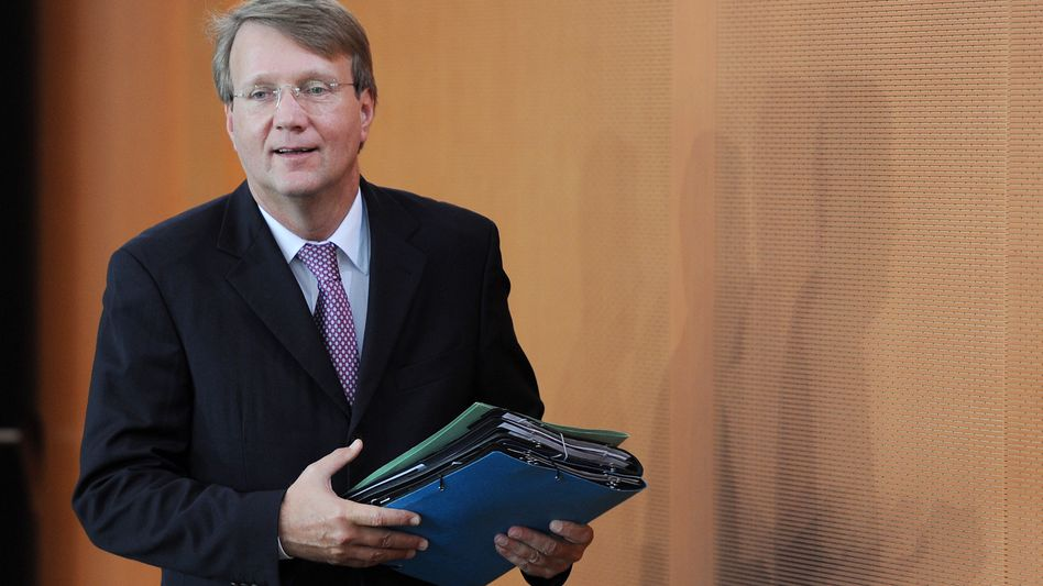 """Kanzleramtsminister Pofalla: """"Ich kann deine Fresse nicht mehr sehen"""""""