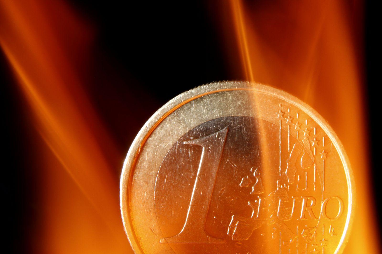 NICHT VERWENDEN Euro Münze