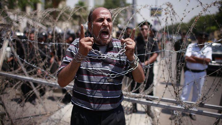 Proteste in Kairo: Zorn auf die Generäle