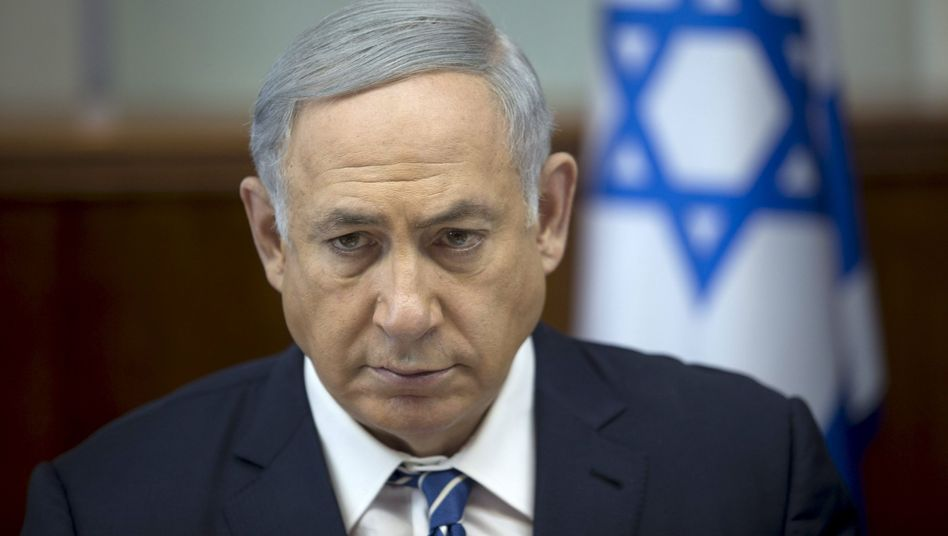 Netanyahu in Jerusalem