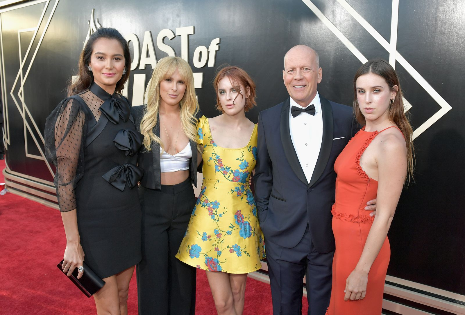 Comedy Central Roast Of Bruce Willis - Red Carpet