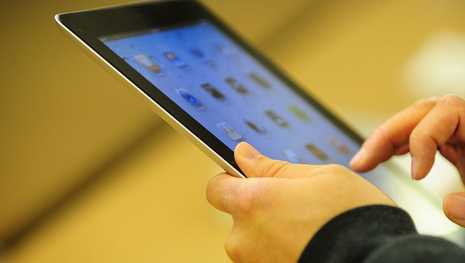 Apples iPad2: Bislang reizen Buchverlage die Möglichkeiten noch nicht aus