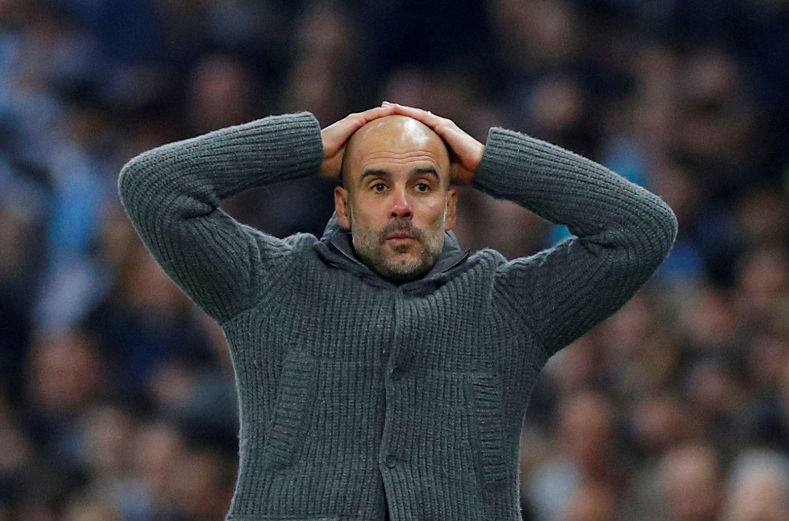 FILE PHOTO: Champions League Quarter Final Second Leg - Manchester City v Tottenham Hotspur