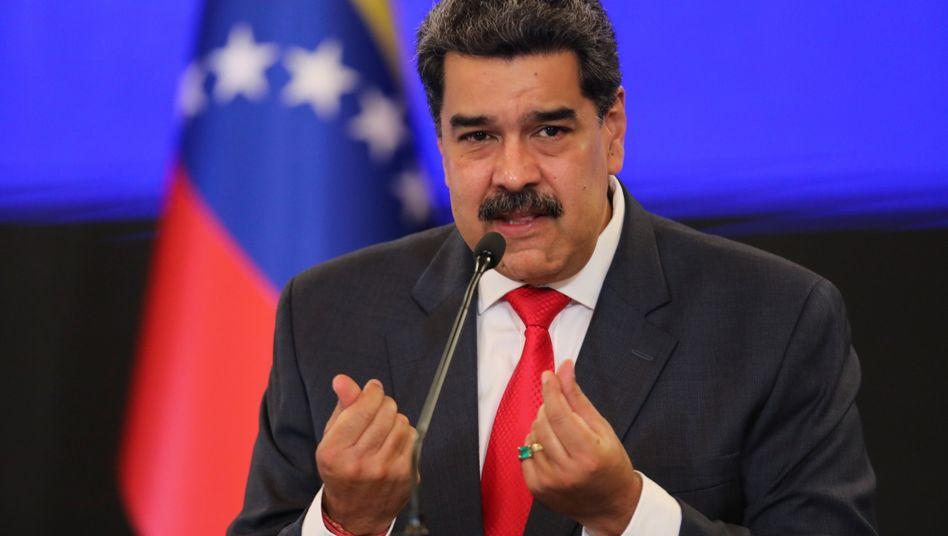 Nicolás Maduro: »Bereitschaft, an einem neuen Dialog teilzunehmen«