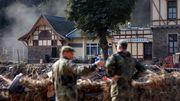 Unternehmen im Ahrtal verzeichnen mehr als halbe Milliarde Euro Schäden