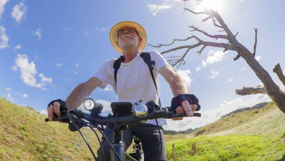 Wer in Zeiten von Corona mobil bleiben will, sollte auf das Fahrrad umsteigen