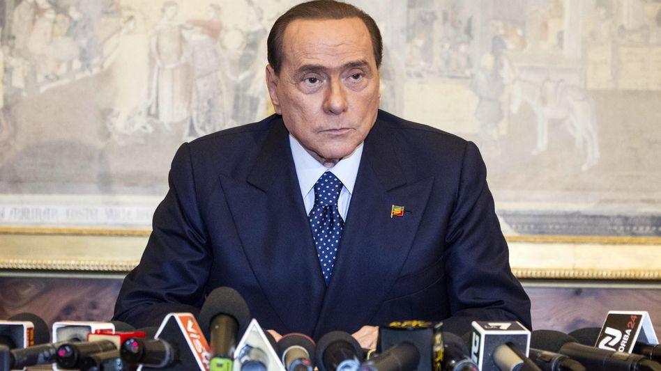 Ex-Premier Berlusconi: Neue, alte Partei