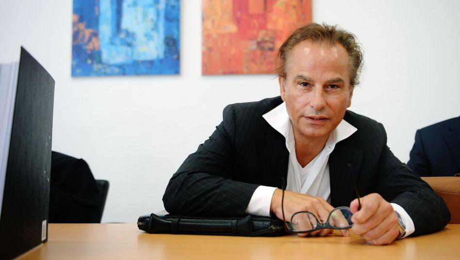 Suhrkamp-Miteigentümer Hans Barlach (Archivbild): Klage zurückgezogen