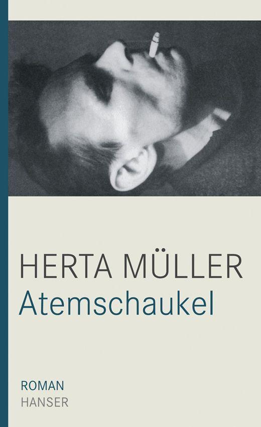 Buchcover Herte Müller Atemschaukel