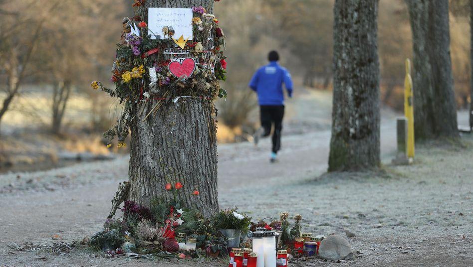 Gedenken für getötete Studentin in Freiburg
