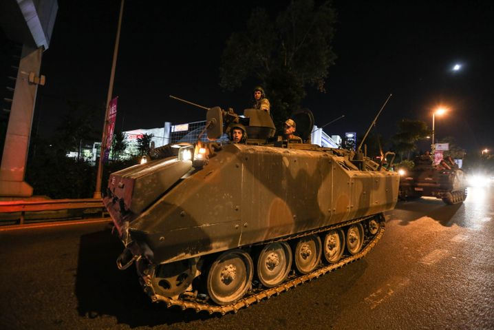 Panzer in Istanbul