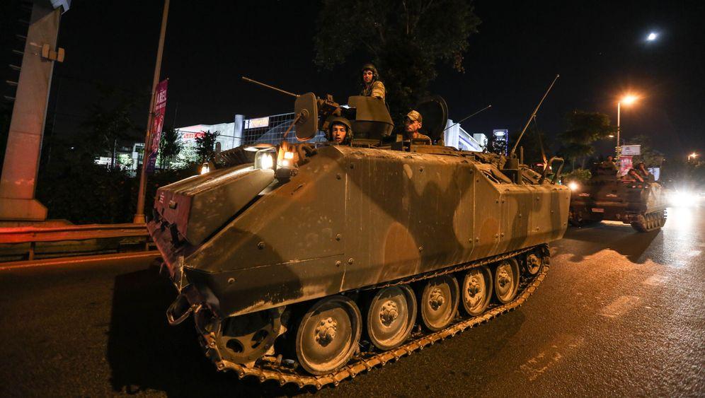 Staatsstreich Türkei
