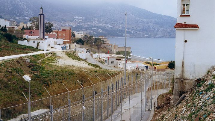 Photo Gallery: The Borderlands of Spain