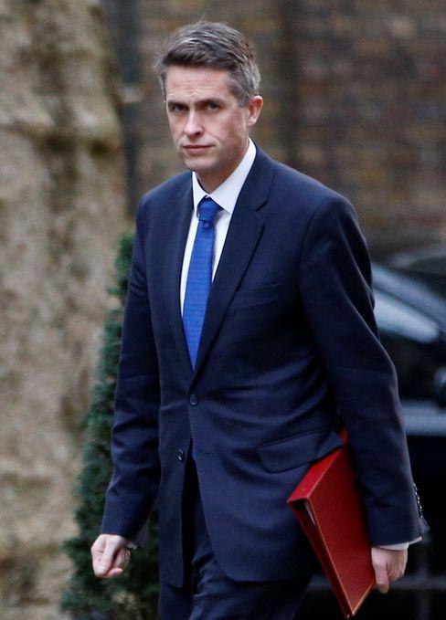 Der britische Kultusminister Gavin Williamson