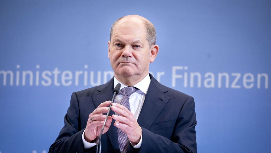 """""""Eine CO2-Bepreisung macht manches teurer"""": Finanzminister Olaf Scholz"""