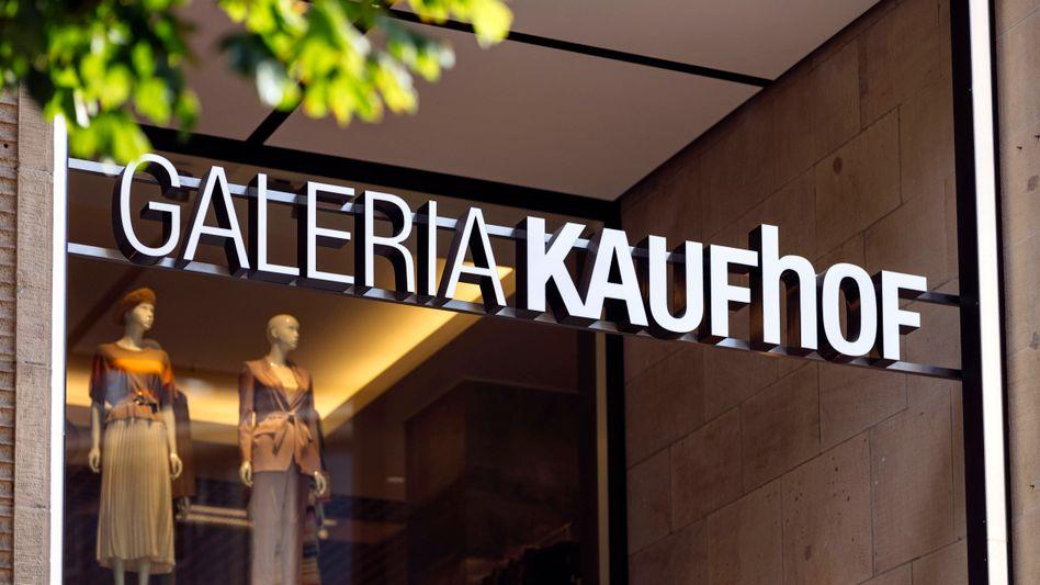 Filiale von Galeria Kaufhof in Köln