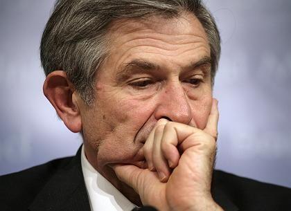 Neokonservativer Wolfowitz: Strippenzieher und brillanter Intrigant