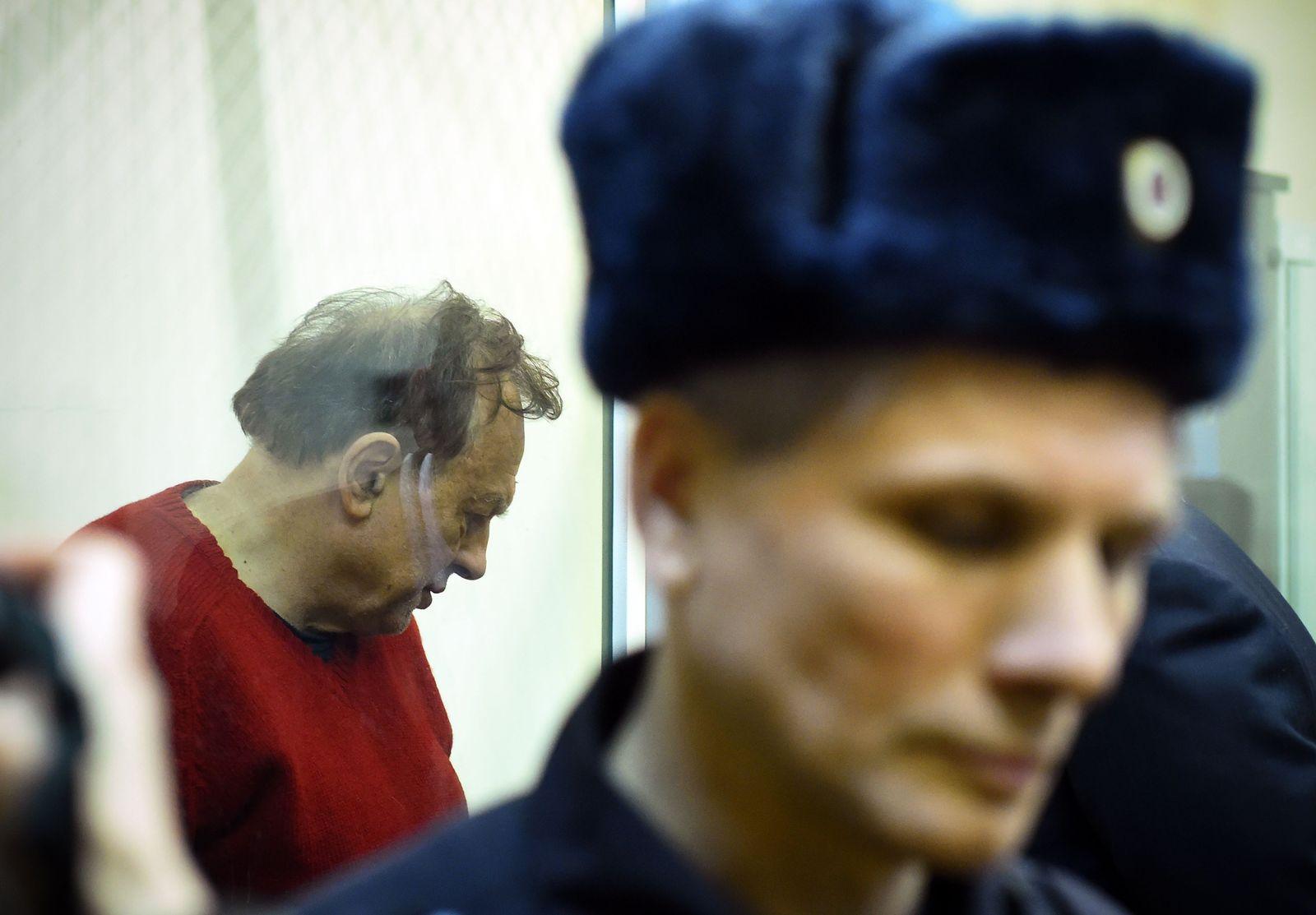 Oleg Sokolow Mord an Doktorandin