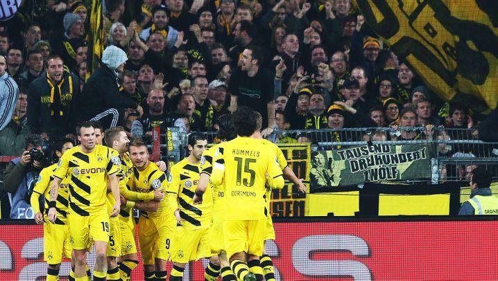 DFB-Pokal: Dortmunds Frustbewältigung